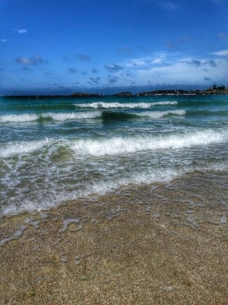 lancieux plage