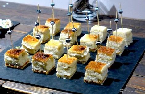 club sandwich sardine