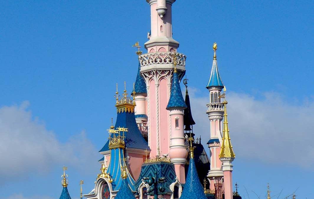 Canaillou à Disneyland Paris