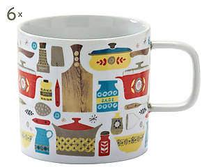 mugs rétro Typhoon