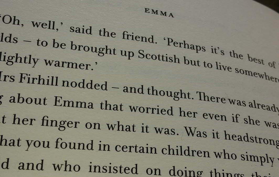 Emma, le nouveau roman d'Alexander McCall Smith