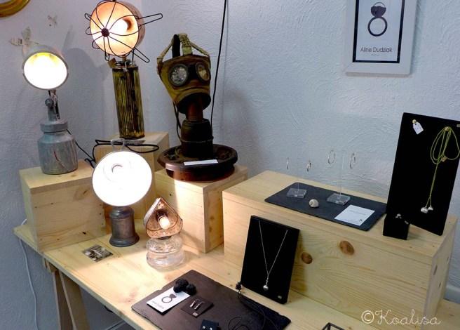 lampes bijoux