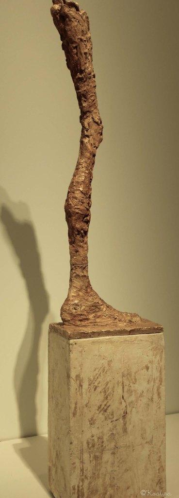 giacometti jambe