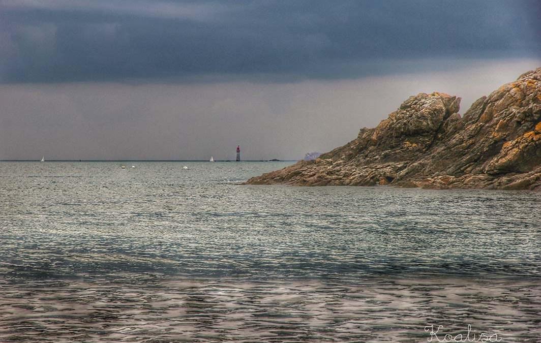 La plage de St Lunaire