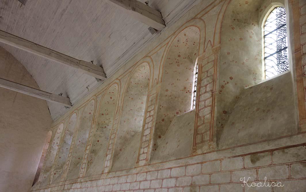 L'Abbaye St Magloire à Léhon dans les Côtes d'Armor