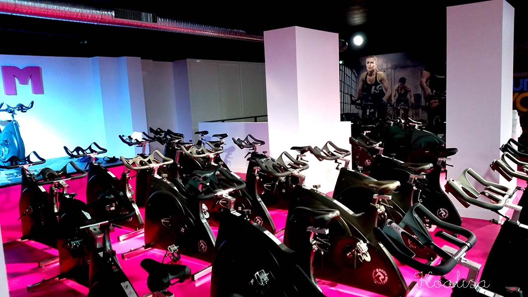 Faire du biking indoor avec Le Studio Cycle à Rennes