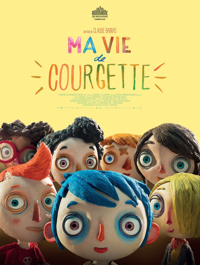 Affiche Courgette.indd