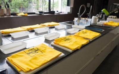 Atelier Oeuf Expert au Centre Culinaire Contemporain à Rennes