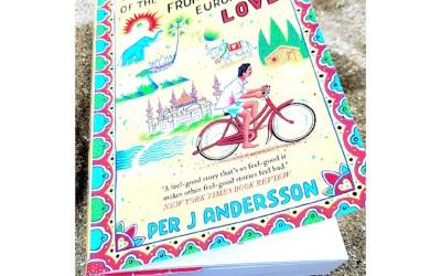 La véritable histoire d'un Indien qui fit 7000 km à vélo par amour, par Per J. Andersson