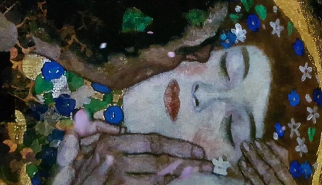 Klimt à l'Atelier des Lumières, Paris
