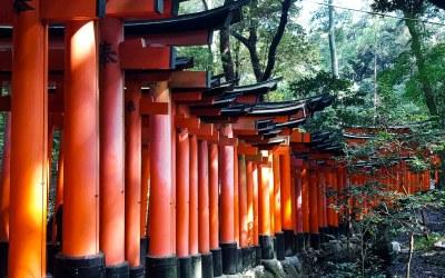 Fushimi Inari, le sanctuaire aux 10 000 Torii, Kyoto