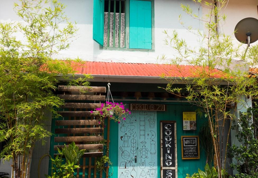 La ville de Malacca, en Malaisie