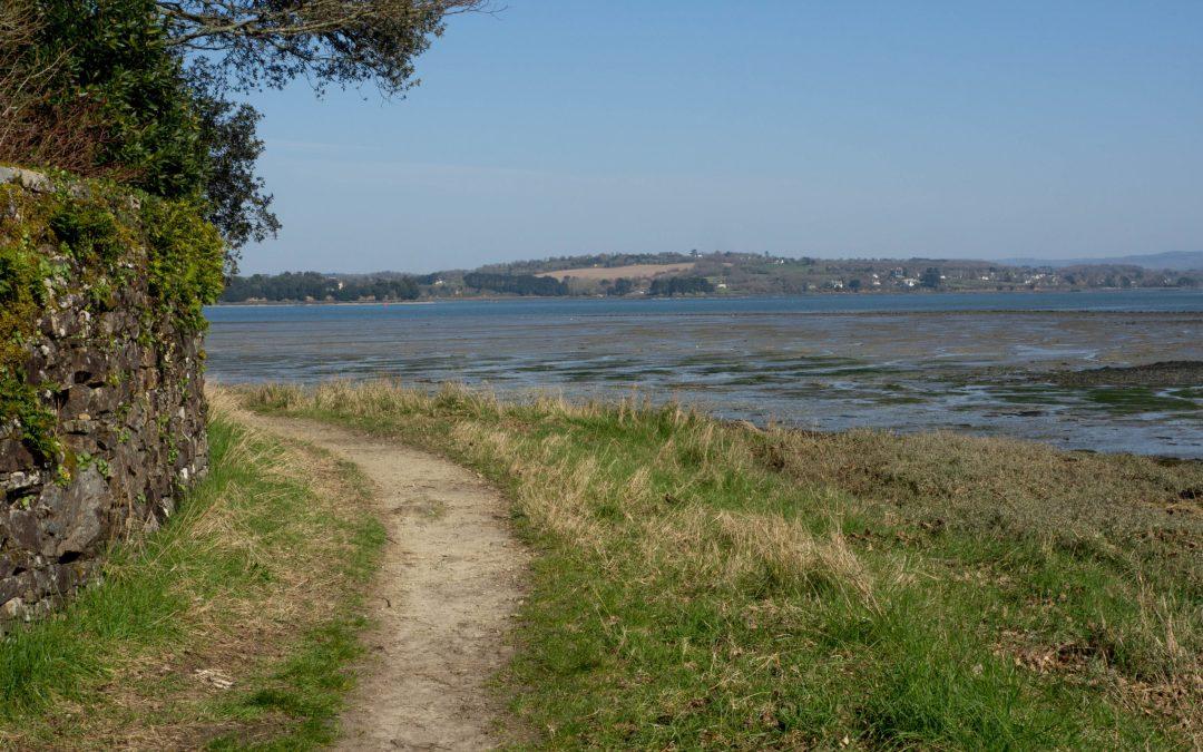 Promenade de Penforn à Landévennec