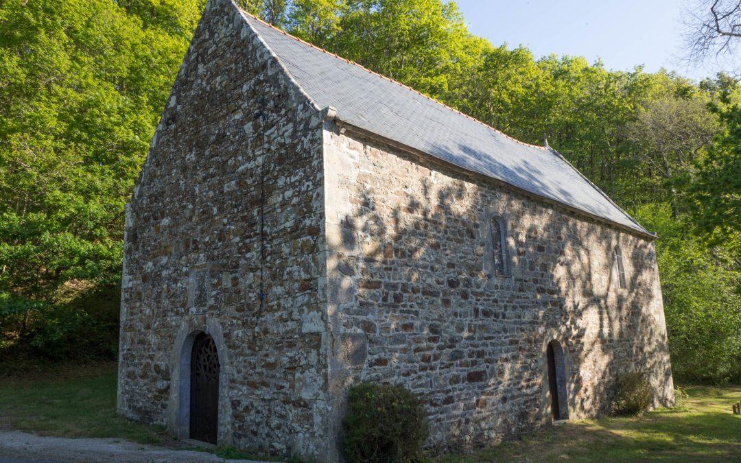 La Chapelle Notre Dame du Folgoat à Landévennec