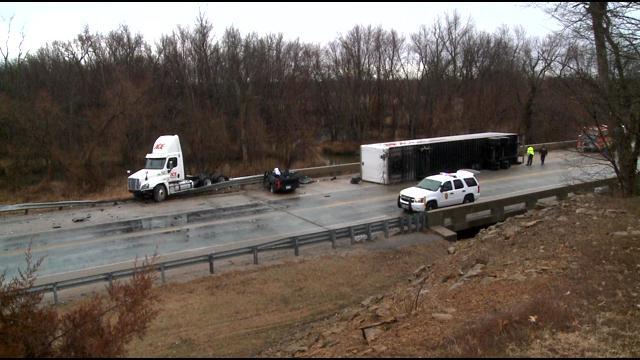 Kansas Highway Patrol Crash Log