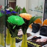 美容室の洋菊