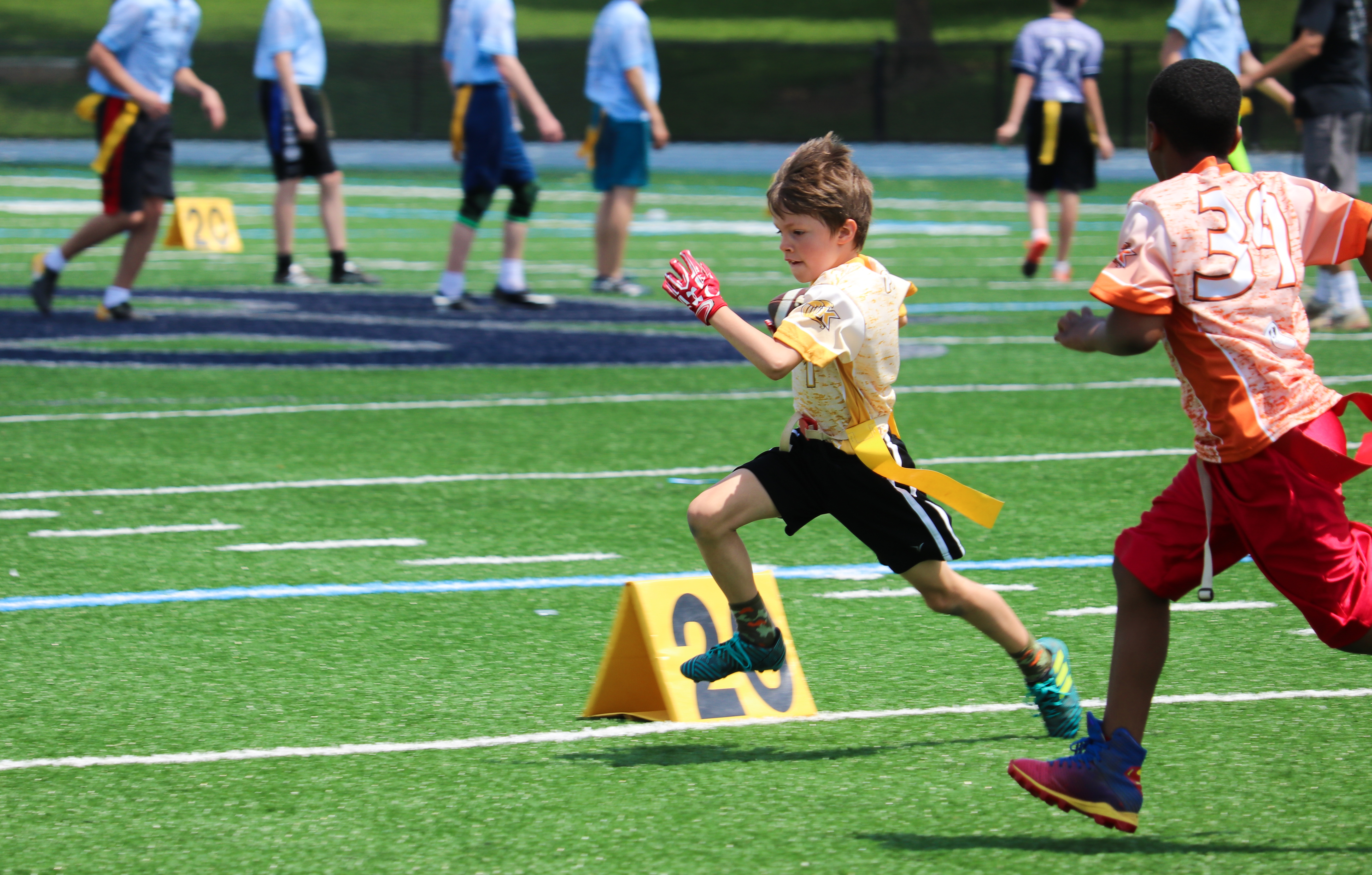 Summer Flag Football