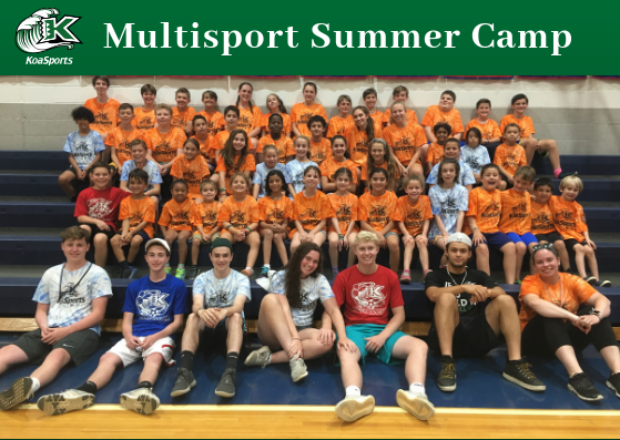 Multisport Camp Open House