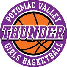 Koa Girls Basketball with Potomac Valley Thunder
