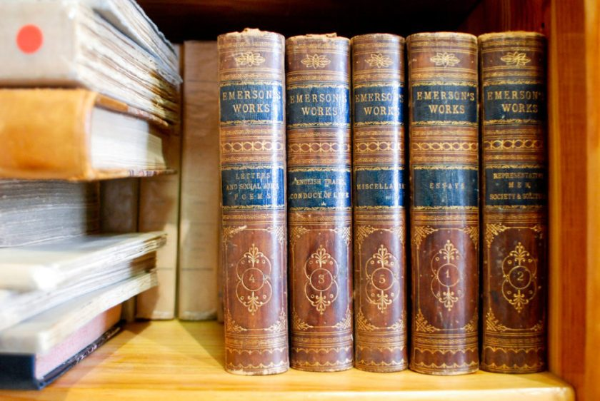 Photo of books from NinoAndonis on Morguefile.com..