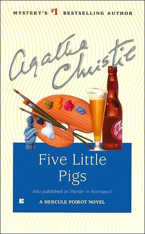Review: Murder in Retrospect, or, Five Little Pigs