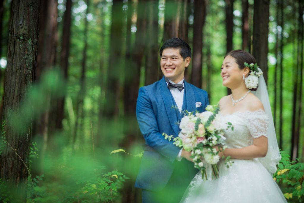 べるが(verga)での結婚式-杜の結婚式