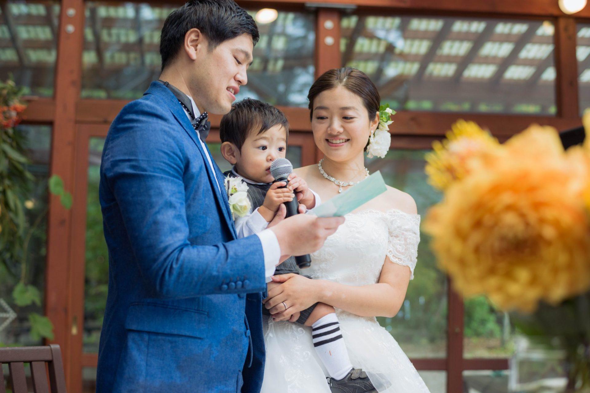 べるが(verga)での結婚式-披露宴