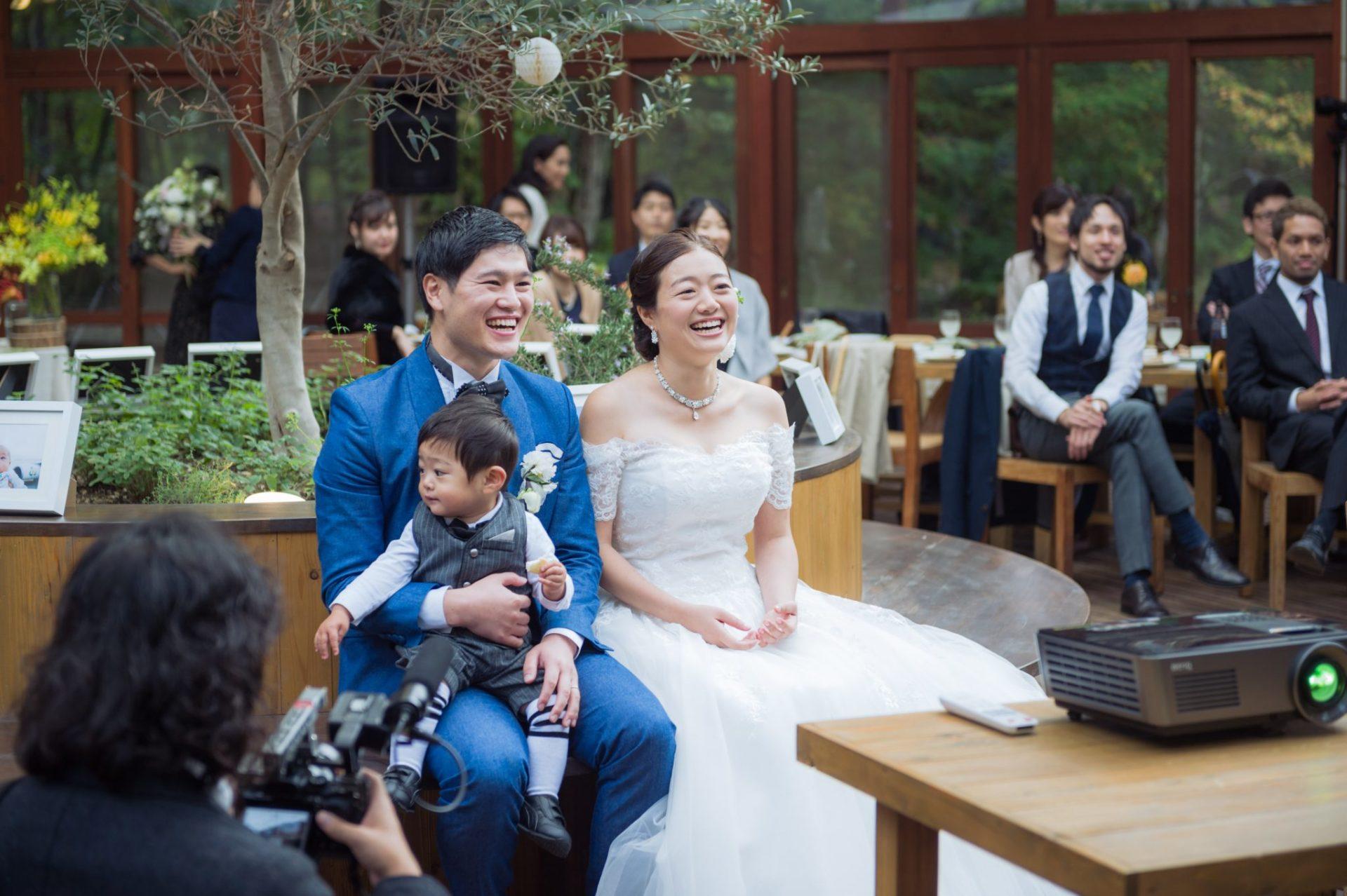 べるが(verga)での結婚式-VTR