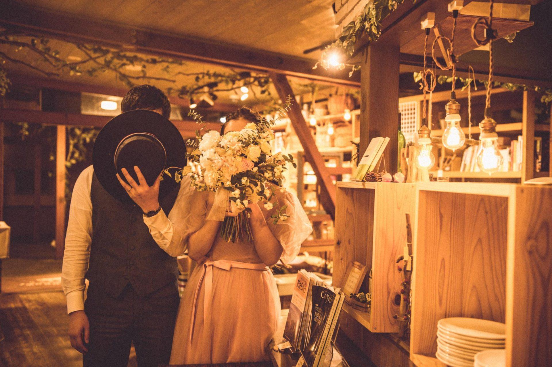 べるが(verga)での結婚式-レトロ