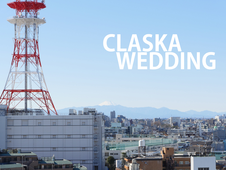 CLASKA WEDDING