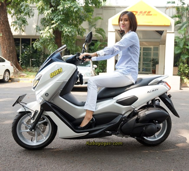 test ride yamaha nmax indonesia