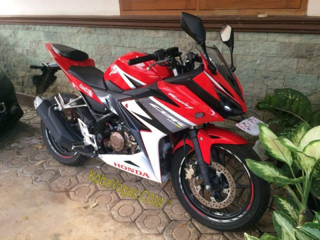 All New Honda CBR150R 2016