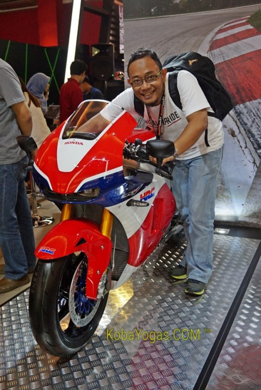 Honda RC213VS indonesia