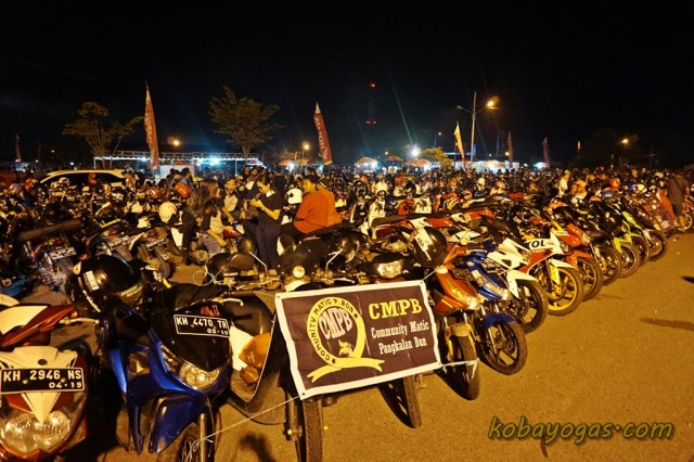 Honda Bikers Day Palangkaraya