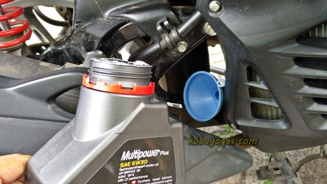 Motul Multipower Plus 5W-30