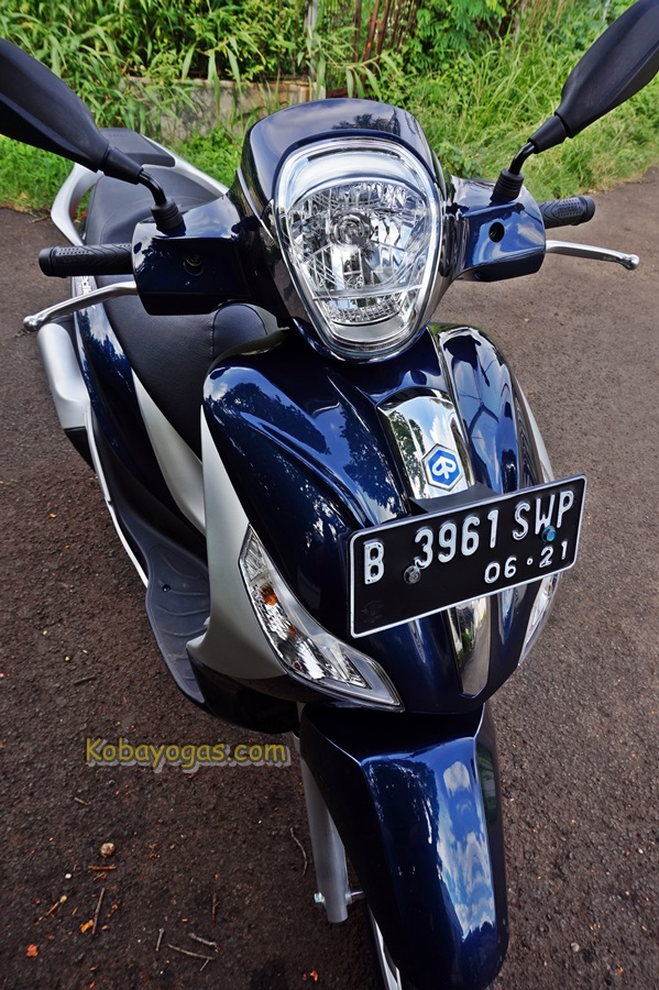 Piaggio Medley ABS i-get Indonesia
