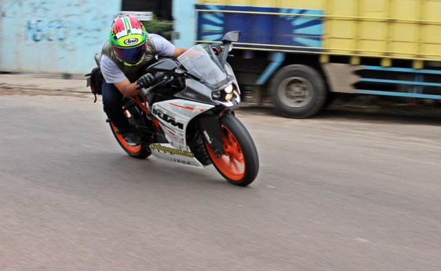 KTM RC250 Indonesia