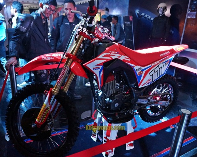 Honda CRF150L 2018 Indonesia