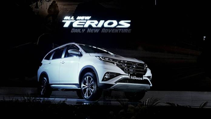 All New Terios 2018