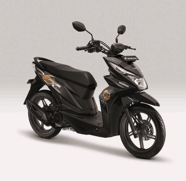 New Honda BeAT STREET eSP 2018