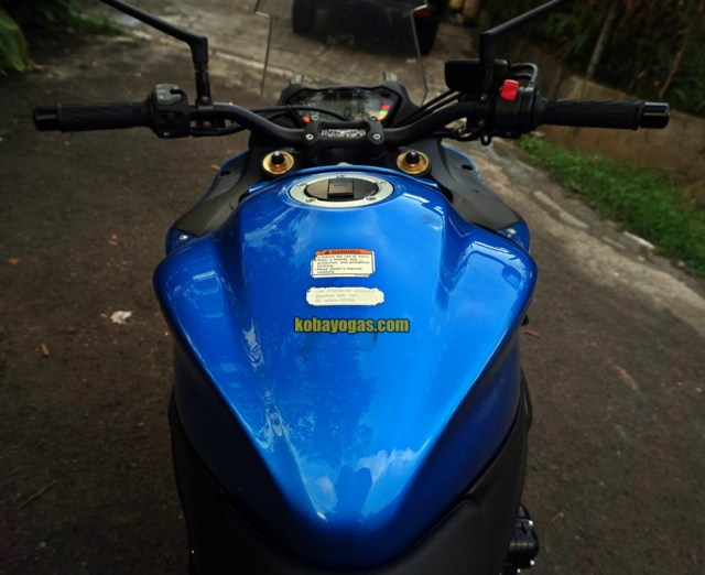 review dan test ride Suzuki GSX-S1000F -6