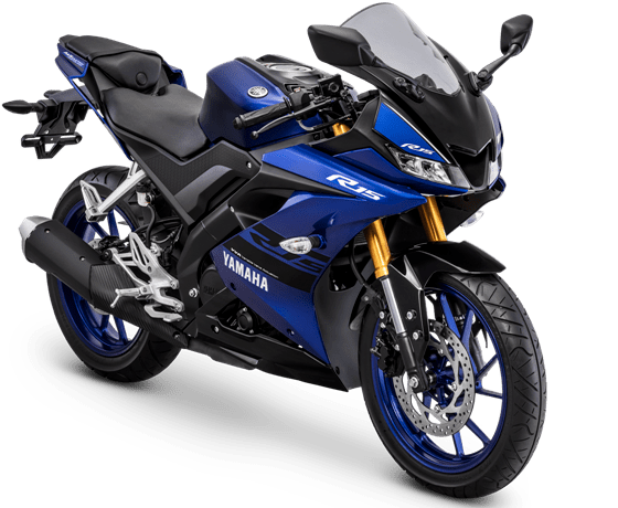 harga All New R15 warna baru usd emas racing blue