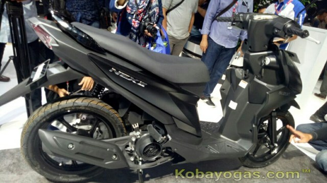 All New Suzuki Nex II 2018