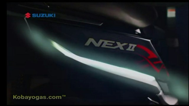video iklan Suzuki Nex II 3
