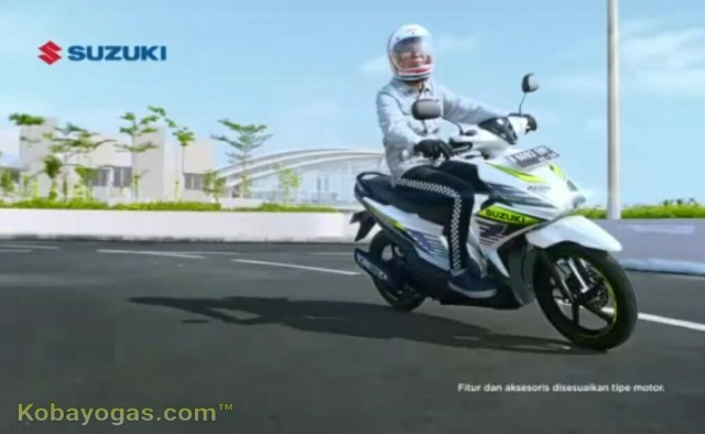video iklan Suzuki Nex II