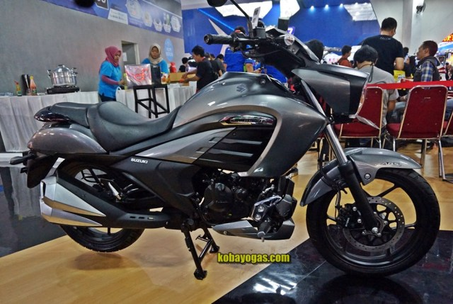 video review Suzuki Intruder 150 1