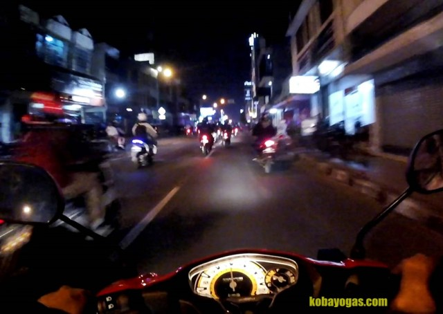 test ride suzuki nex ii 7