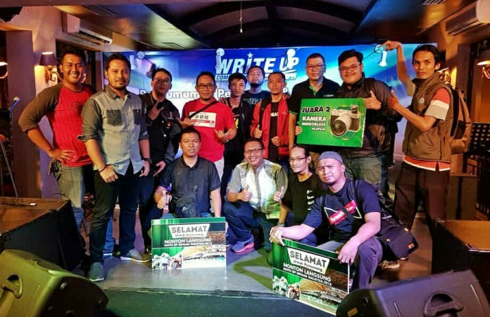 Pemenang Write Up Competition Tekiro