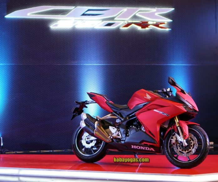 CBR250RR the best 250cc bike
