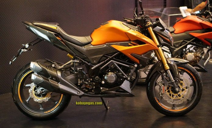 Modifikasi All New Honda CB150R 2018 Facelift kobayogas